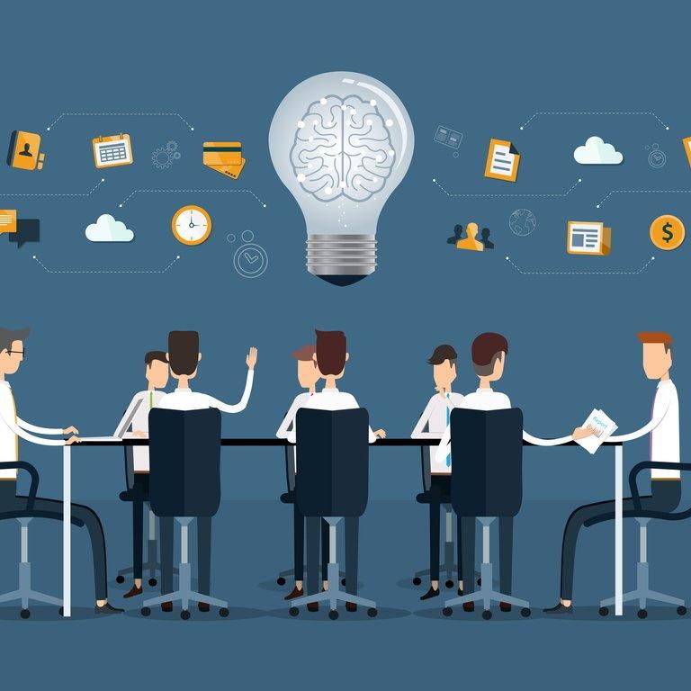 5 tipos de reuniones para gestionar un equipo