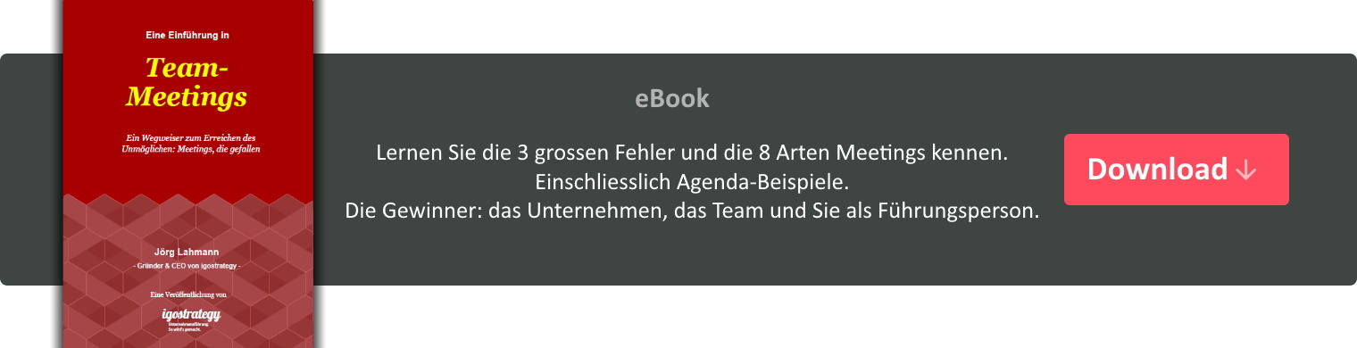 eBook meetings - download - igostrategy
