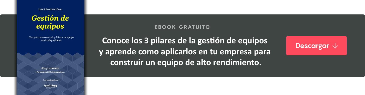 Gestión de personas - ebook - igostrategy