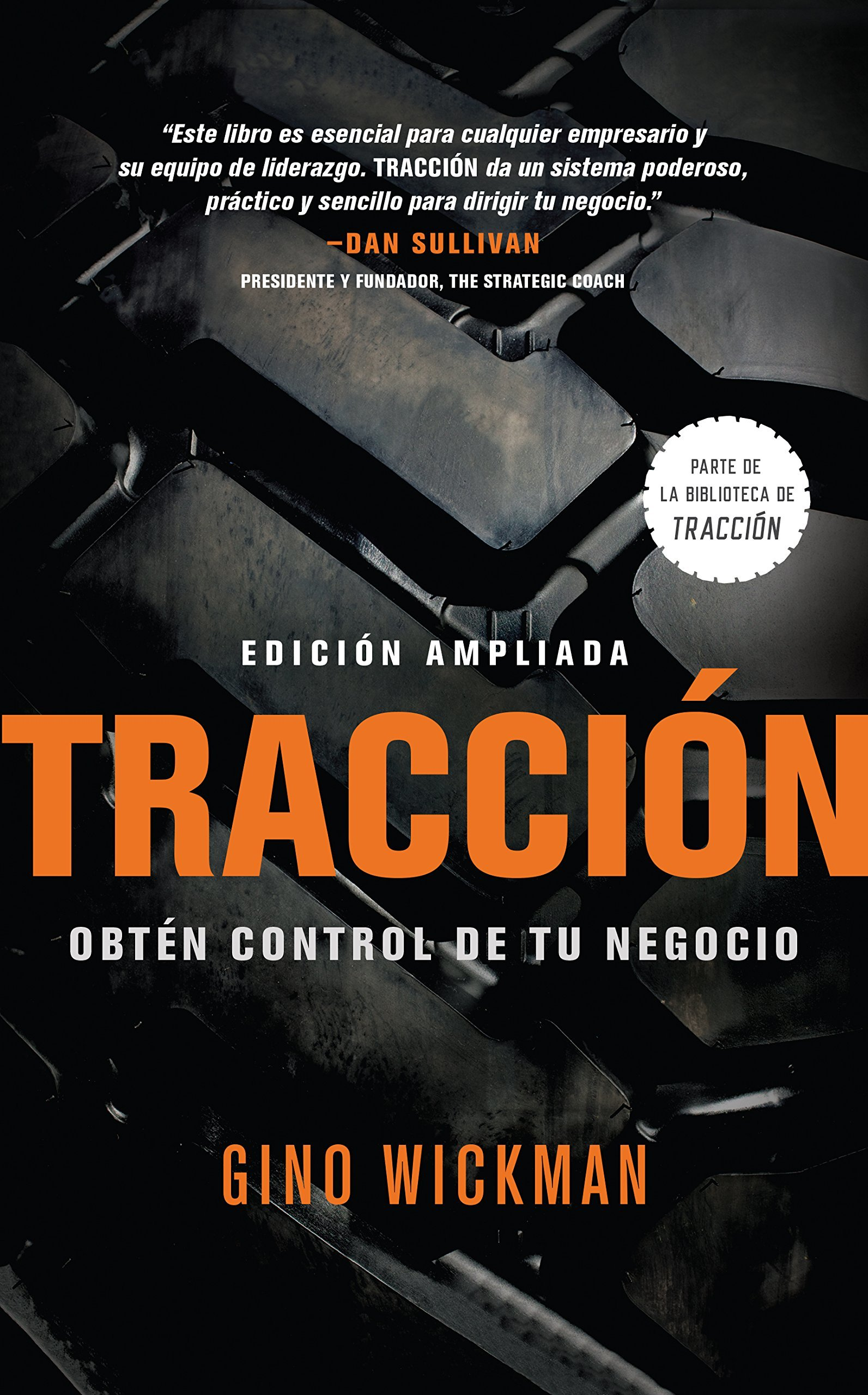 EOS libro Tracción de Gino Wickman (español) - igostrategy