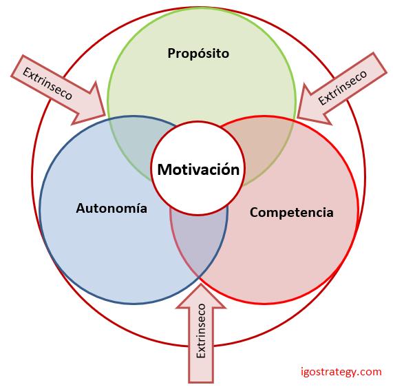 el modelo de la empresa motivada - igostrategy
